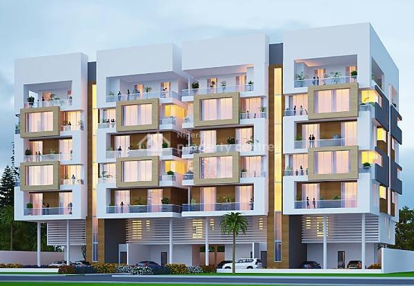 Off-plan Development - 24 Units of 3-bedroom Terraces/maisonettes with 1-room Bq on Glover Road, Ikoyi, Glover Road, Ikoyi, Old Ikoyi, Ikoyi, Lagos, Terraced Duplex for Sale