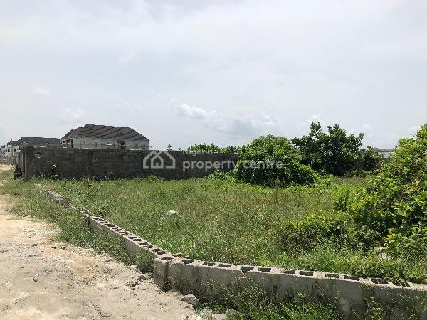 800 Sqm Land in a Developed Area, Near His Grace Event Center, Orchid Road, Lafiaji, Lekki, Lagos, Residential Land for Sale