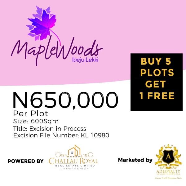 Land, Igbogun Town, Folu Ise, Ibeju Lekki, Lagos, Mixed-use Land for Sale