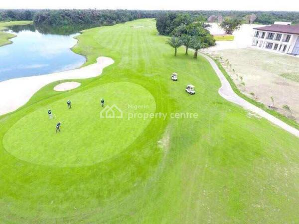 Residential Serviced Plots Within an 18 Hole Golf Course, Km 35, Lekki Expressway, Lekki, Lagos, Residential Land for Sale