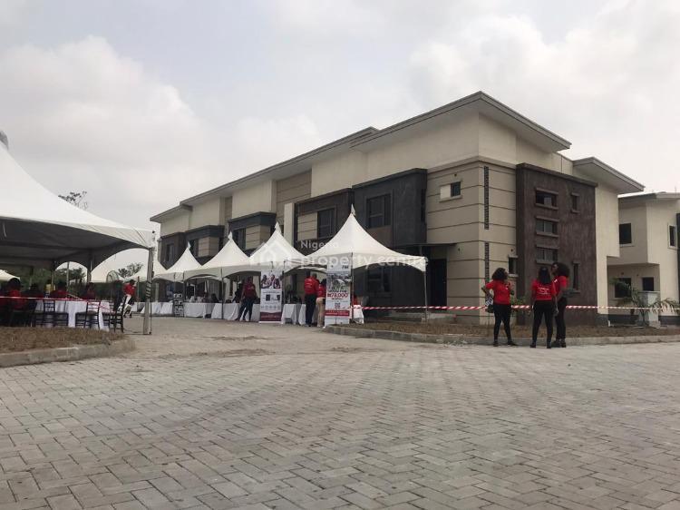 4 Bedroom Terrace Duplex, Fara Park Ii Sangotedo., Sangotedo, Ajah, Lagos, Terraced Duplex for Sale