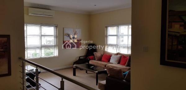 4 Bedroom Detached Duplex, Friends Colony, Osapa, Lekki, Lagos, Detached Duplex for Sale