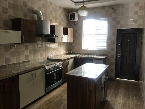 Lovely 4 Bedroom Duplex with Bq, Thomas Estate, Ajah, Lagos, Detached Duplex for Sale