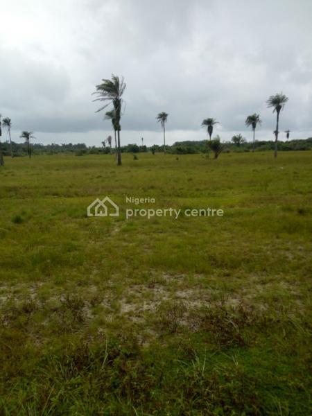 Strategic 225 Plots of Land, Facing Epe Expressway, Imalete Alafia, Ibeju Lekki, Lagos, Mixed-use Land for Sale