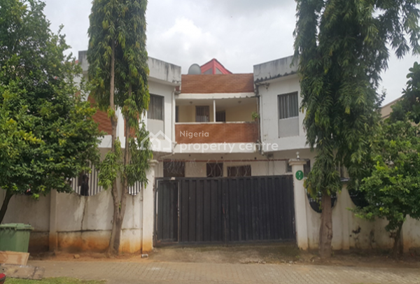 4 Nos. 4 Bedroom Flat All En Suite @kampala Street, Off Ademola Adetokunbo Crescent, Wuse 2, Abuja on 848.70sqm for N293m Neg, Kampala Street, Off Ademola Adetokunbo Crescent, Wuse 2, Abuja, Block of Flats for Sale
