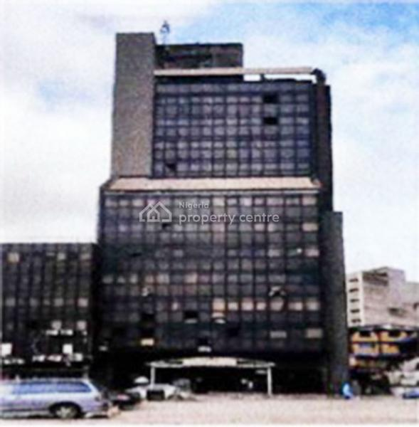 13 Floor High-rise Commercial Development Building   on Broad Street, Lagos Island,, Broad Street, Marina, Lagos Island, Lagos, Office Space for Sale