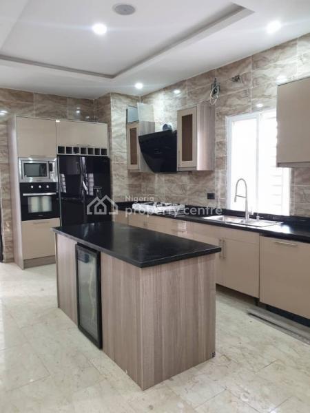 Exquisitely Finished 5 Bedroom Detached Duplex with 2 Rooms Bq, Ikeja Gra, Ikeja, Lagos, Detached Duplex for Sale
