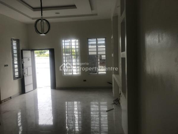 Lovely 4 Bedroom Duplex with Bq, Chevy View Estate, Lekki, Lagos, Semi-detached Duplex for Sale