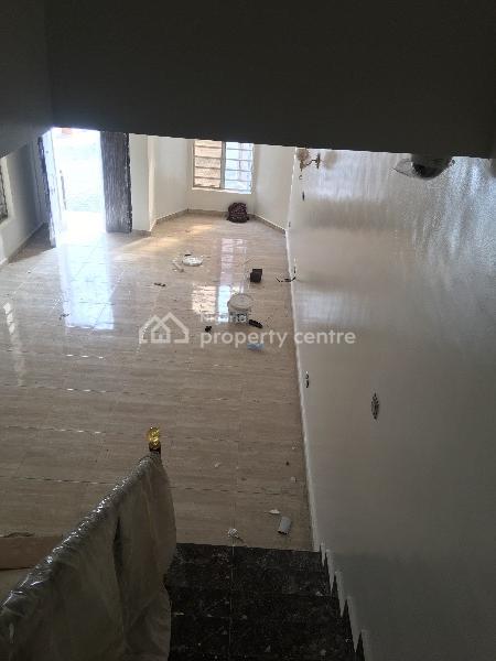 Tastefully Finished 4 Bedroom Semi Detached + 1 Room Bq, Lafiaji, Lekki, Lagos, Semi-detached Duplex for Sale