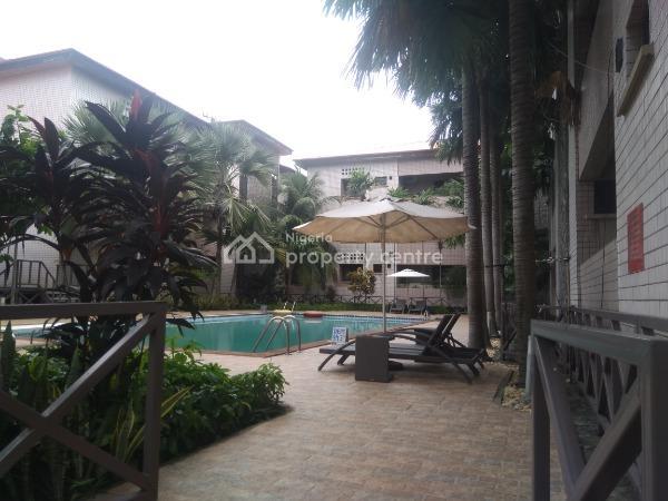 Furnished 3 Bedrooms Apartment Plus Servants Quarters, Old Ikoyi, Ikoyi, Lagos, Flat for Rent