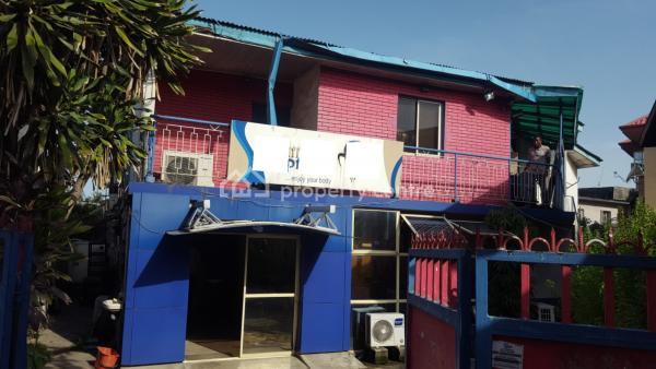5 Bedroom Duplex, Ahmed Jimoh Close, Off Ekololu By Akerele, Ogunlana, Surulere, Lagos, Detached Duplex for Sale