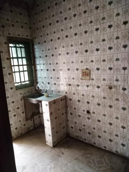 2 Bedroom Flat with Necessary Facilities, Ojokoro Village, Agric Ikorodu, Agric, Ikorodu, Lagos, Flat for Rent