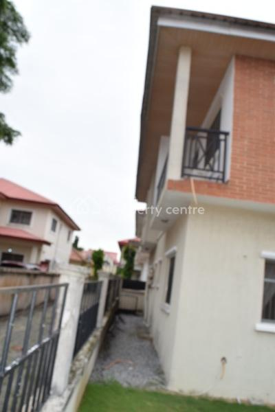Luxuriously Well Finished 4 Bedroom  and Roomm Bq, Sangotedo, Crown Estate, Ajah, Lagos, Detached Duplex for Rent