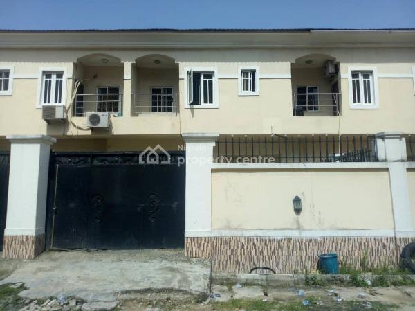 a Nicely Built 4 Bedroom Terrace Duplex with 2 Bq, Oniru, Victoria Island (vi), Lagos, Terraced Duplex for Sale
