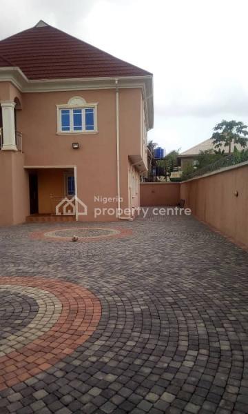 a Luxury 4 Bedroom Detached Duplex with Bq, Oko-oba, Agege, Lagos, Detached Duplex for Sale