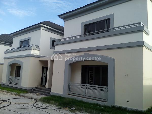 4 Bedroom Semi Detached Duplex with a Bq and Swimming Pool, Guzape District, Asokoro, Guzape District, Abuja, Semi-detached Duplex for Sale