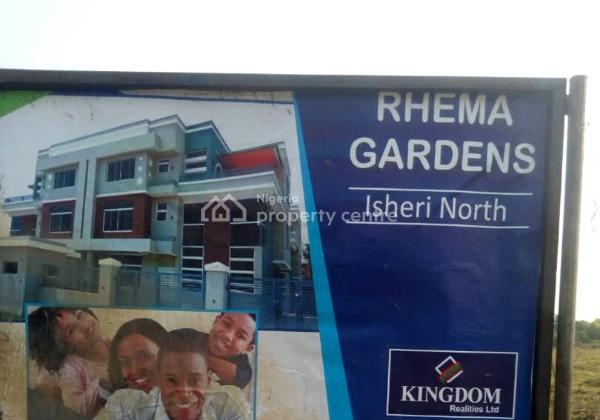 Land, Off Channels Tv Avenue,, Gra, Isheri North, Lagos, Residential Land for Sale