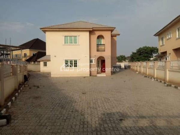 a Nicely Arranged Property Within a Standard Estate Environment. Massive Compound and 2 Rooms Detached Bq, Off Sunnyvale Express/close to Mobil Filling Station, Gaduwa, Abuja, Detached Duplex for Rent