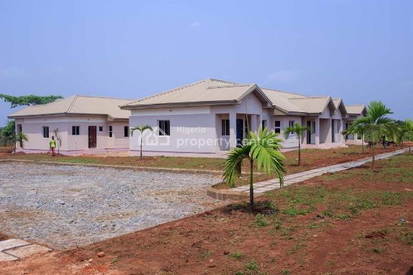 Durable and Affordable 2 Bedroom Semi-detached Bungalow, Emotan Gardens Site, Pioneer School Rd, Off Upper Sakponba, Benin City, Idogbo, Ikpoba Okha, Edo, Semi-detached Bungalow for Sale