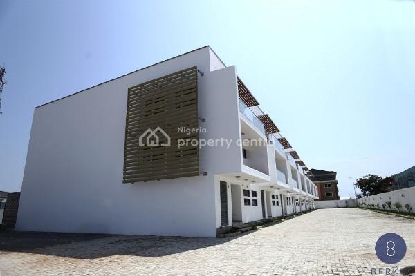 Luxury 5 Bedroom Terrace Duplex  with a Bq for Sale, Oniru, Victoria Island (vi), Lagos, Terraced Duplex for Sale