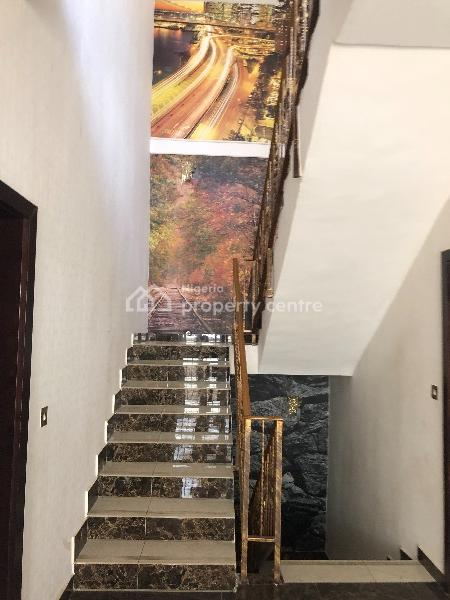 Luxury and Spacious 4 Bedroom Terrace, Katampe Extension, Katampe, Abuja, Terraced Duplex for Rent