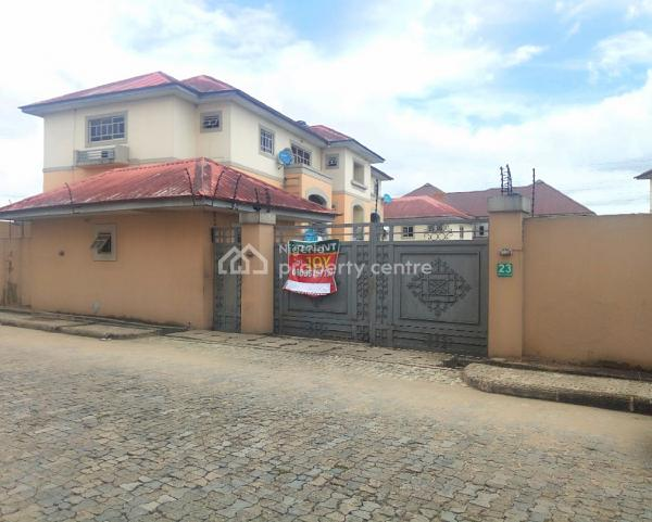 Nice 2 Bedroom Flat with a Bq in Gra for Rent, Gra Phase 2, Port Harcourt, Rivers, Flat for Rent