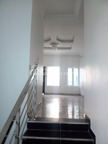 Spacious Brand New 5 Bedroom Duplex with Swimming Pool, Peninsula Garden Estate  Before Sangotedo Shop Rite, Sangotedo, Ajah, Lagos, Detached Duplex for Sale