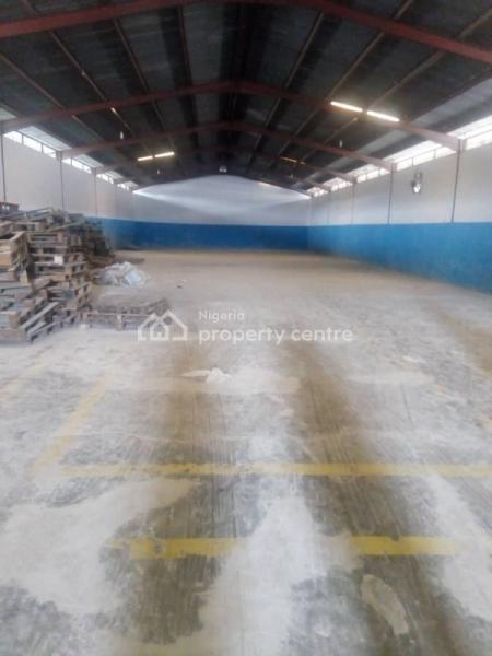 Modern Warehouse 8,100 Sq Ft, Oregun, Ikeja, Lagos, Warehouse for Rent
