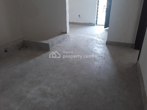 on-going Construction 4 Bedroom Semi Detached House with 1rm Bq, Ifako, Gbagada, Lagos, Semi-detached Duplex for Sale