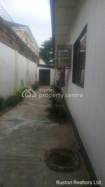 Detached 3 Bedroom Bungalow with Bq, Gra, Jericho, Ibadan, Oyo, House for Sale