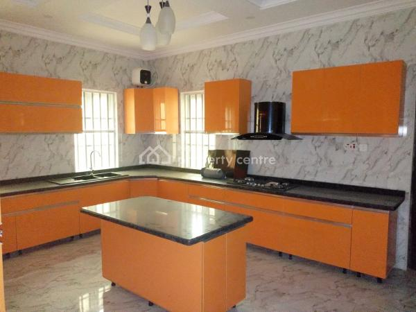 Tastefully Finished 5 Bedroom Fully Detached Duplex with Bq, Off Holloway, Omole Phase 1, Ikeja, Lagos, Detached Duplex for Sale