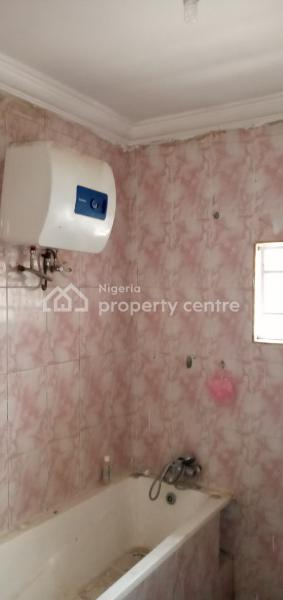 Well Finished, Spacious 3 Bedroom Flat, Wuye, Abuja, Mini Flat for Rent