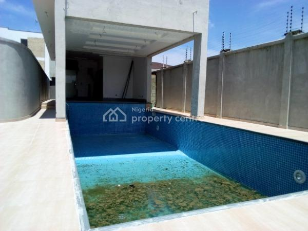 Contemporary Brand New 5 Bedroom Home with a Gym, Swimming Pool and 24-hour Power Supply, Lekki Phase 1, Lekki, Lagos, Detached Duplex for Sale
