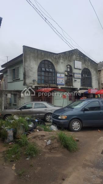 4 Flats of 3 Bedrooms, Ishaga Road, Idi Araba, Surulere, Lagos, Block of Flats for Sale