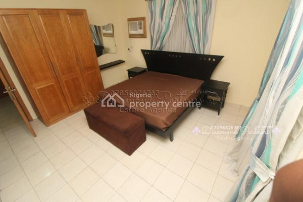 3 Bedroom Serviced Flat with 17hr Electricity, Lekki, Lagos, Flat for Rent