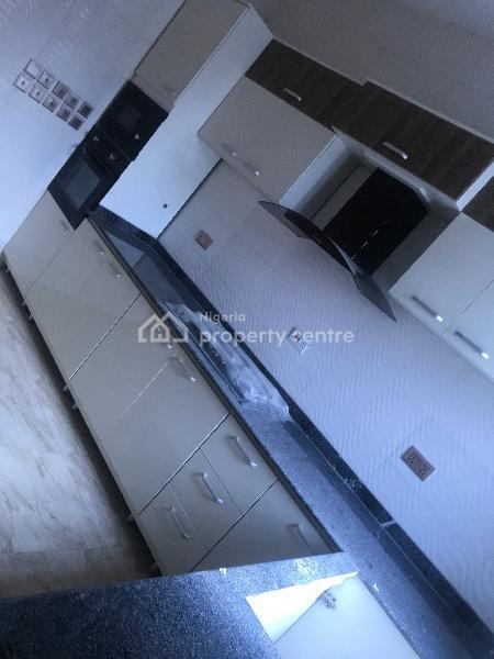 Beautiful 4 Bedroom Terrace Duplex, Lafiaji, Lekki, Lagos, Terraced Duplex for Rent
