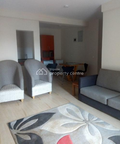 Newly Built 2 Bedroom Flat, Off Barikisu Iyede Street, Onike, Yaba, Lagos, Flat for Rent