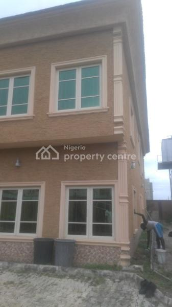 4 Bedroom Duplex with a Bq, Opic, Gra, Isheri North, Lagos, Terraced Duplex for Rent