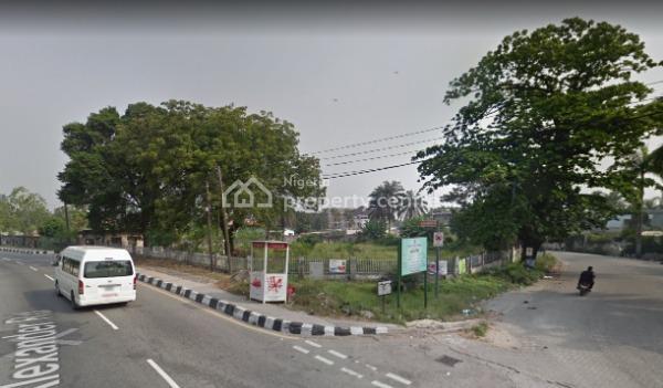 Corner-piece Plot Measuring 3,500 Square Meters, Old Ikoyi, Ikoyi, Lagos, Mixed-use Land for Sale