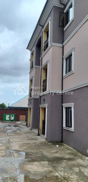 an Amazing New 2 Bedroom Flat, Nta Road Mgbouba, Port Harcourt, Rivers, Flat for Rent