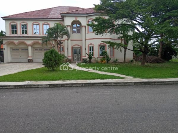 Lovely and Well Maintained 5 Bedroom Detached Duplex with 2 Rooms Servants Quarter, Fitted Kitchen, Etc., Nixon Town Estate, Ikate Elegushi, Lekki, Lagos, Detached Duplex for Rent