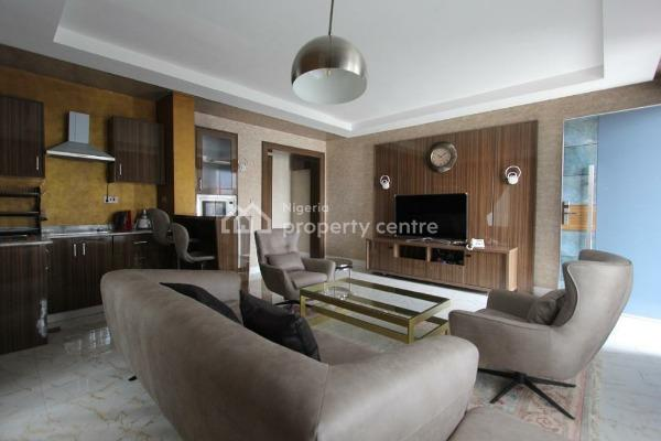 Diplomatic Serviced & Furnished 1bedroom Flat, Wuse 2, Abuja, Flat for Rent