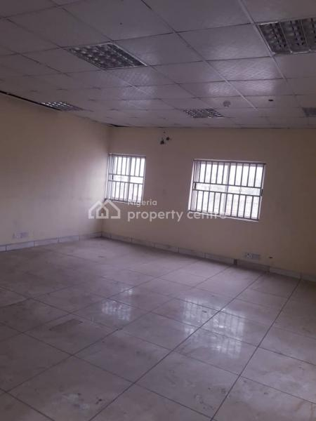 Neat and Well Structured Open Plan Office Space, Adeniyi Jones, Ikeja, Lagos, Office Space for Rent