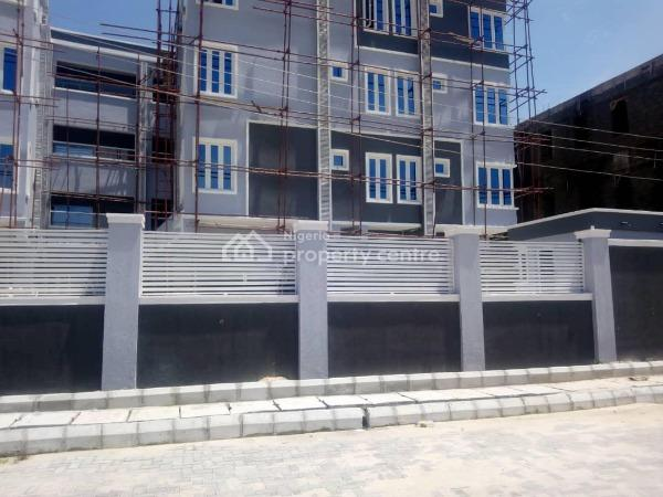 Three (3) Bedroom Apartment with Flexible Payment Plan in an Estate, Oral Estate By 2nd Toll-gate Before Ikota, Lafiaji, Lekki, Lagos, Flat for Sale