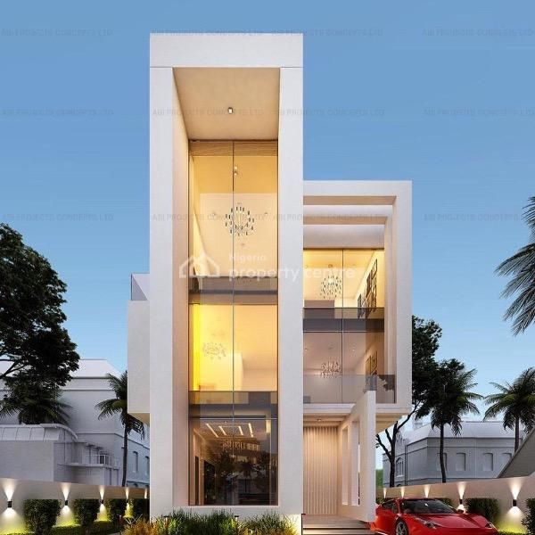 For Sale Off Plan Five Bedroom Contemporary Detached