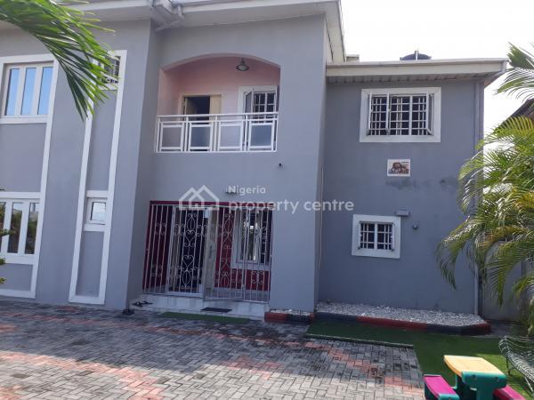 a Room, University View Estate, Olokonla, Ajah, Lagos, Detached Duplex Short Let