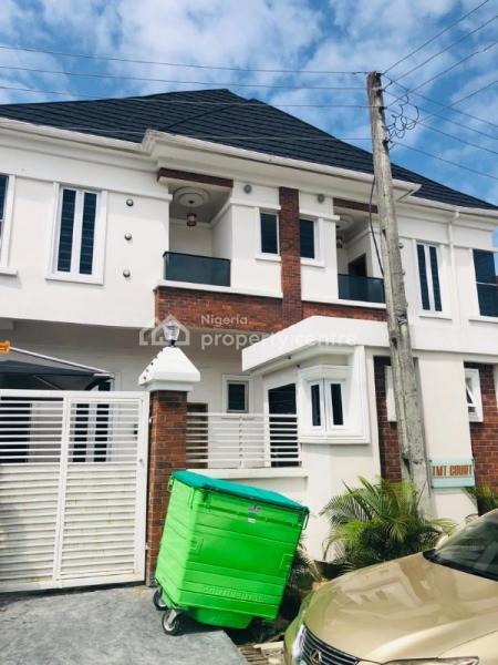 Brand New 4 Bedroom Spacious Duplex, Idado, Lekki, Lagos, Semi-detached Duplex for Rent