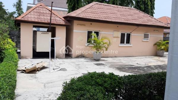 Magnificent 6 Bedroom Mansion with 2 Rooms Bq, Nicon Town Estate, Nicon Town, Lekki, Lagos, Detached Duplex for Rent