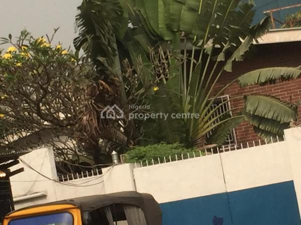 a Well Maintained and Solidly Built 3 Bedroom Detached Bungalow with 2 Bedroom Bq with Good Facilities on Land Size 796.762 Sqm, Abagbon Close, Off Adeola Odeku Street,, Victoria Island (vi), Lagos, Detached Bungalow for Sale