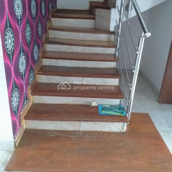 Pristine 4 Bedroom Terrace Duplex, 4 Bedroom Terrace Duplex Rent #1.2m per Annum, Olokonla, Ajah, Lagos, Terraced Duplex for Rent